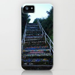 Staircase of Color iPhone Case