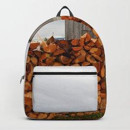 Firewood and Barn Backpack