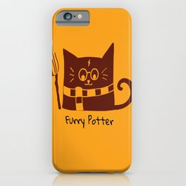 Furry Potter  iPhone Case