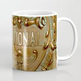 National by Lika Ramati Coffee Mug