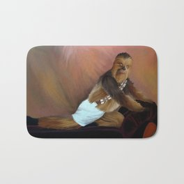 Chewbacca and the Timeless Art of Seduction Bath Mat