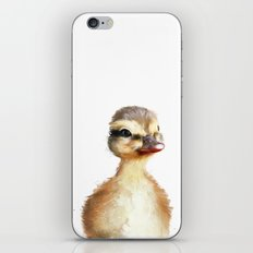 Little Duck iPhone & iPod Skin