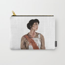 Claire Elizabeth Beauchamp Randall Fraser - Outlander Carry-All Pouch