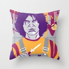 THE WARRIORS :: THE PUNKS Throw Pillow