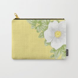 Cherokee Rose (yellow) Carry-All Pouch