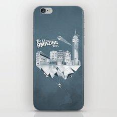Sick City iPhone & iPod Skin