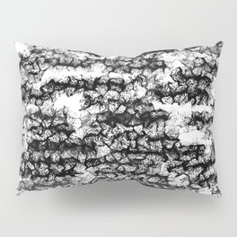 Spidery Lines Pillow Sham