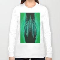 ikat Long Sleeve T-shirts featuring IKAT IKAT by SHERYLCOLOUR