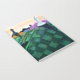 World Of Chess Notebook