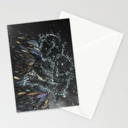 Love it away galaxy. Stationery Cards
