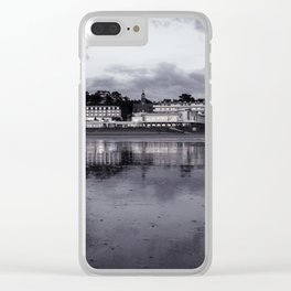 Bretagne, France Clear iPhone Case
