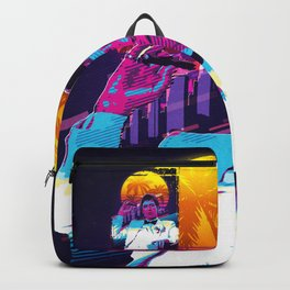 Scarface retro art Backpack