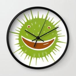 Conker Wall Clock