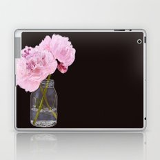 Pink Peonies Laptop & iPad Skin