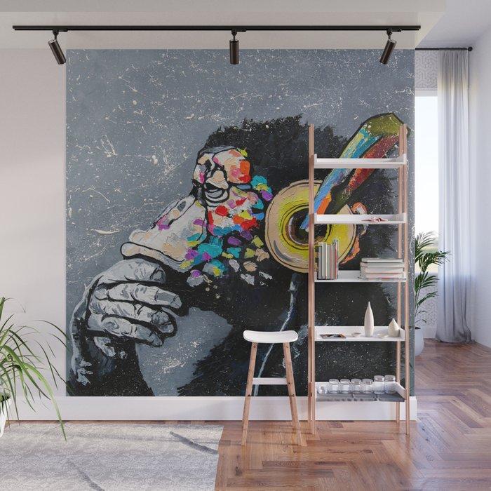 MELOMONKEY I Wall Mural