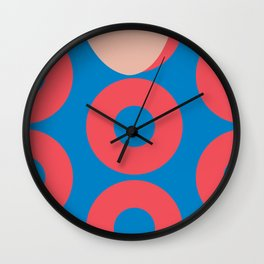 Fishman Wall Clock