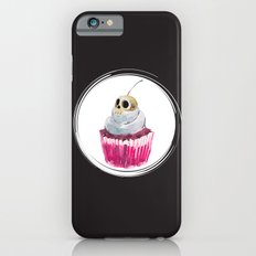 Cherry Skull Cupcake Slim Case iPhone 6s