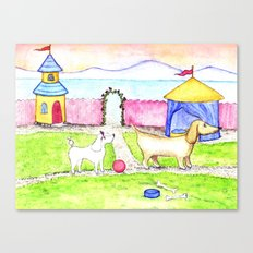 Do you want to play Canvas Print