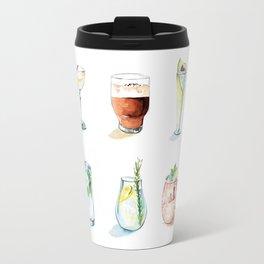 Cocktail season! Travel Mug