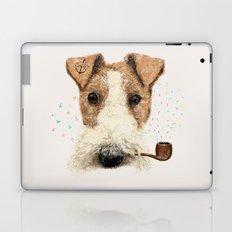 fox terrier sailor Laptop & iPad Skin