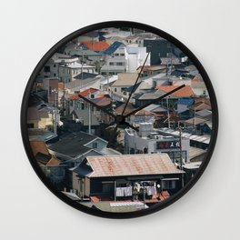 Kamakura, Japan Wall Clock