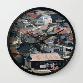 Kamakura, Japan Wall Clock