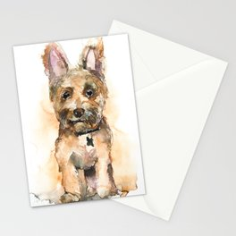 DOG#19 Stationery Cards