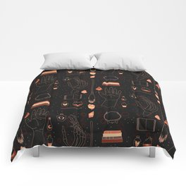 Fire Witch Starter Kit Comforters