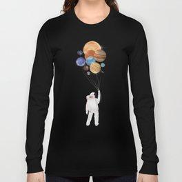 balloon universe Long Sleeve T-shirt