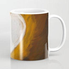 Fiery Heart Coffee Mug
