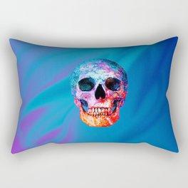 Celestial Skull Rectangular Pillow