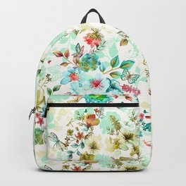 Bright Italian Summer Backpack