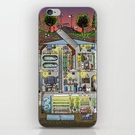 My Bunker iPhone Skin