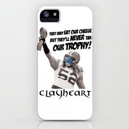 Clayheart iPhone Case