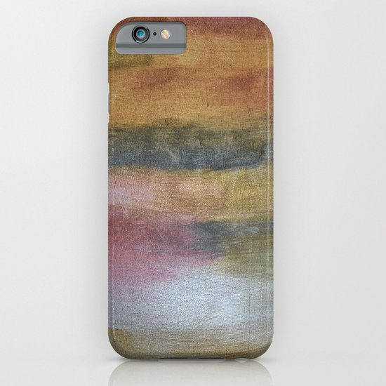 Color plate - rusty iPhone & iPod Case