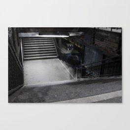 Urban Places - Ostkreuz Berlin Canvas Print