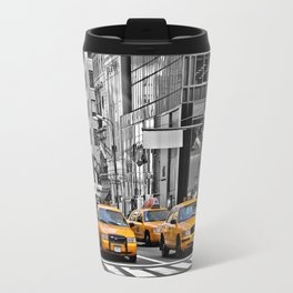 NYC Yellow Cabs NYPD - USA Travel Mug