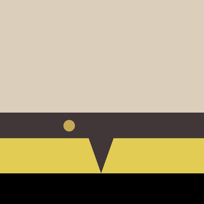 Harry Kim -Minimalist Star Trek Voyage VOY - Ensign Kim - Delta Quadrant - startrek Trektangles Comforters