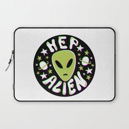 Hep Alien in 3D Laptop Sleeve