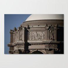 Exploratorium Canvas Print