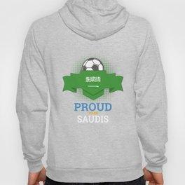 Football Saudis Saudi Arabia Soccer Team Sports Footballer Goalie Rugby Gift Hoody