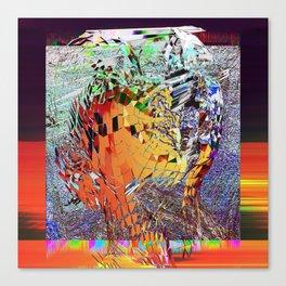 SHAVE Canvas Print