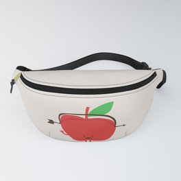 The Apple and The Arrow Fanny Pack