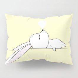 Sleeping bunny Pillow Sham