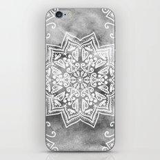 MOONLIGHT MANDALA iPhone & iPod Skin