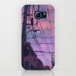 Anime Sunrise iPhone Case