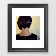 Roya Framed Art Print