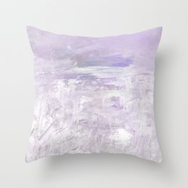 Lost In Serenity No.1f by Kathy Morton Stanion Throw Pillow