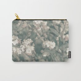 Beauty Floral Scene Photo Carry-All Pouch