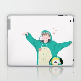 Dinosaur Chimmy (Ver. 2) Laptop & iPad Skin